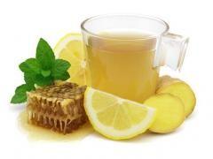 Ідеальний засіб від простудних захворювань - імбир від застуди