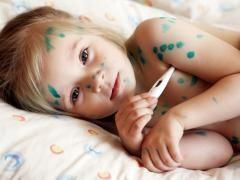 Захворювання вітрянка у дітей і дорослих