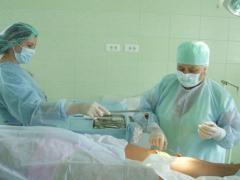 Операція при варикозі. Флебектомія