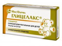 Свічки з гліцерином для новонароджених: показання до застосування